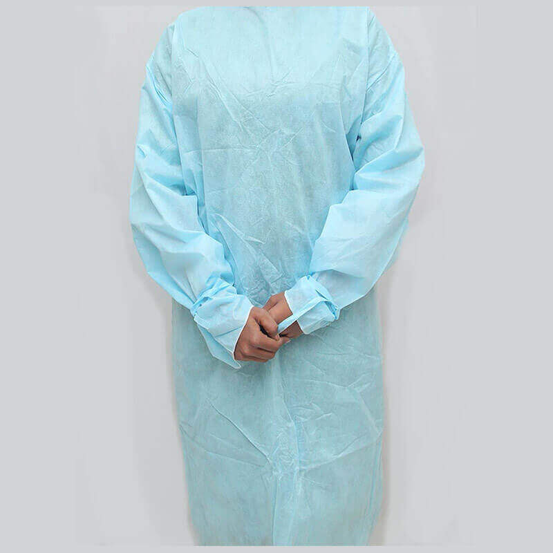 disposable-patient-gown-description